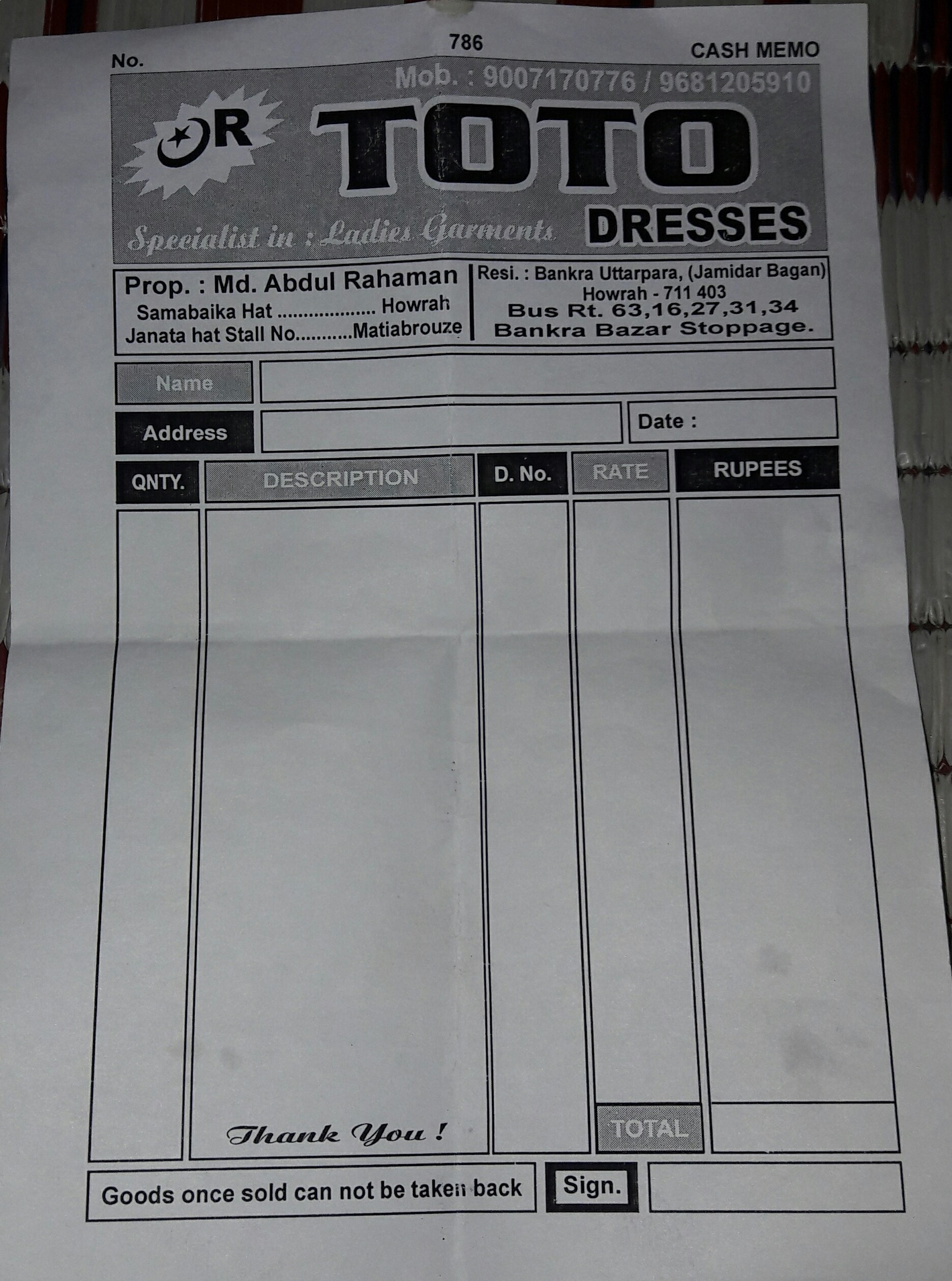 R.toto Dreses : Get Latest Updates and offers, Contact, Address ...